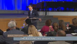 Video Image Thumbnail:The Blessing Will Anoint You