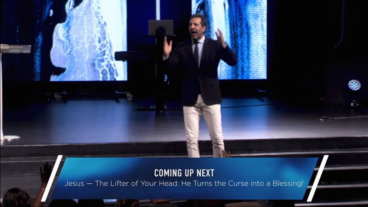 Watch Jesus-The Lifter of Your Head: He Turns the Curse into a Blessing!