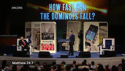 Video Image Thumbnail:How Fast Can The Dominoes Fall? Part 2