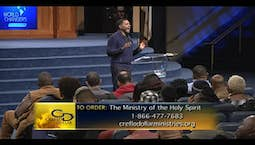 Video Image Thumbnail:The Ministry Of The Holy Spirit