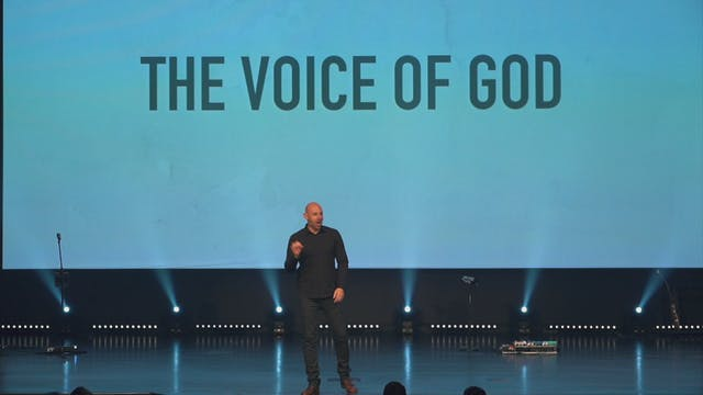 The Voice of God