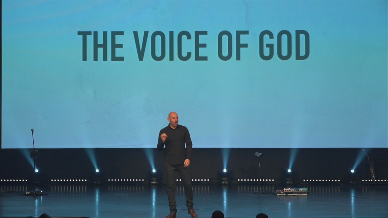 Watch The Voice of God