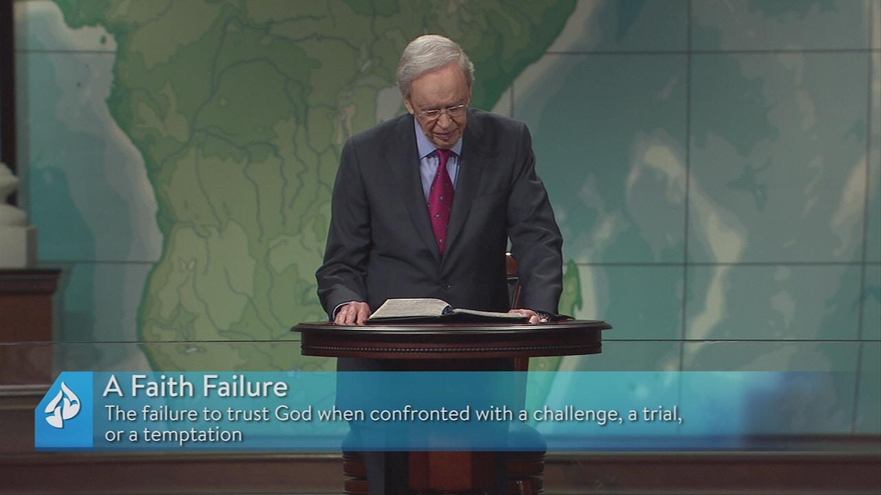Watch Experiencing A Faith Failure