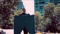 Video Image Thumbnail: Justin Willoughby | Man's New Identity Leads to Extreme Weight Loss