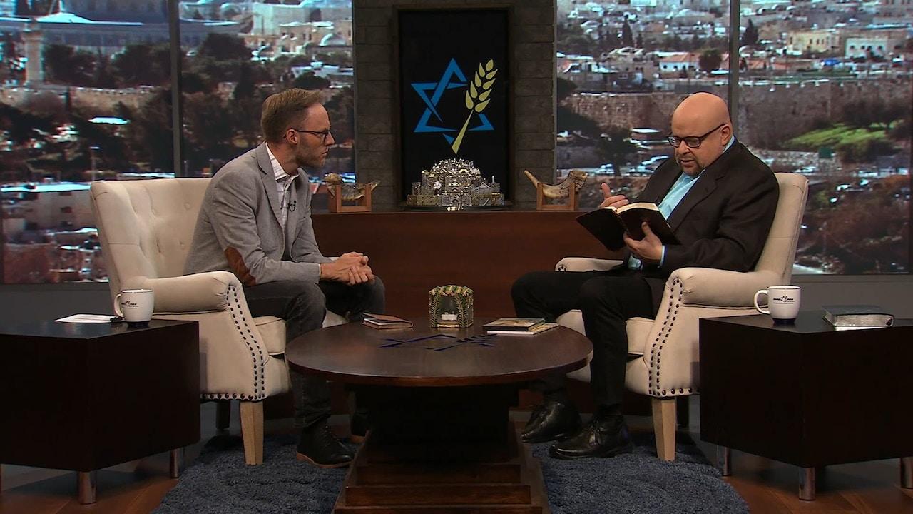 Watch Ezra Benjamin | Sukkot