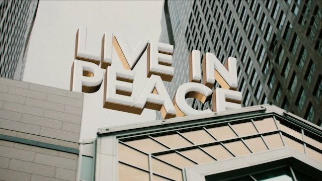 His Peace, His Presence