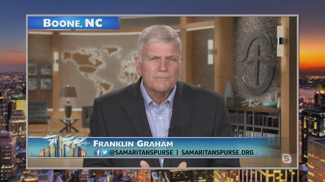 Guest Franklin Graham, Jason Benham, ...
