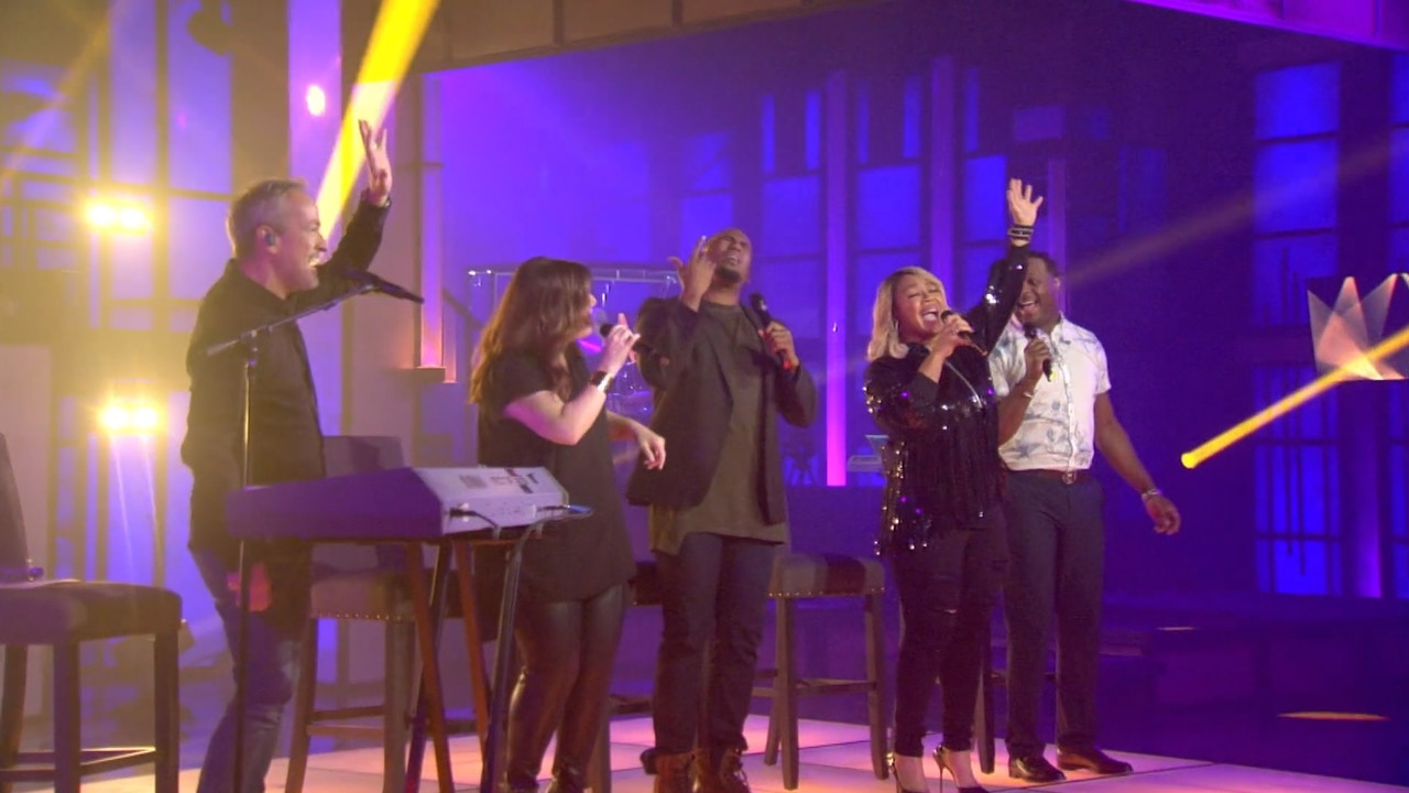 Watch Praise | Erica Campbell, Micah Stampley, and Anthony Brown | October 17, 2019
