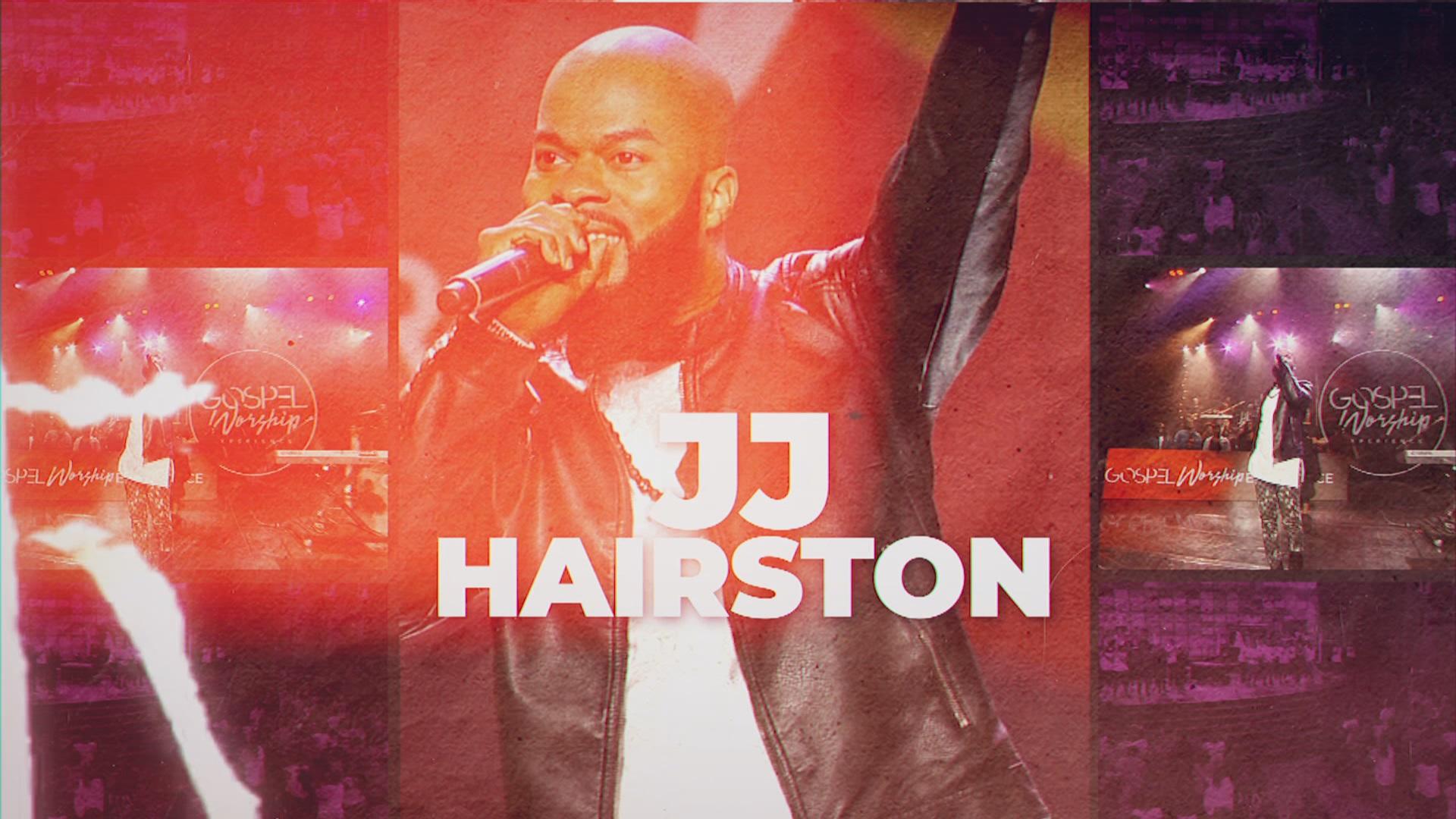 Guest JJ Harrison