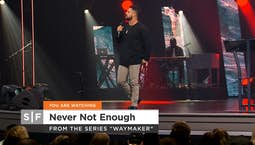 Video Image Thumbnail: Never Not Enough Part 2