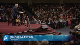 Video Image Thumbnail:Lessons From the Life of Moses Part 3: Hearing God's Voice