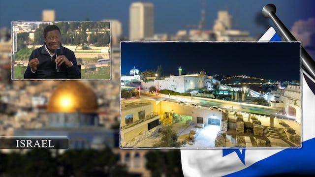 Matt Crouch hosts Emmanuel Ziga from Jerusalem, Israel