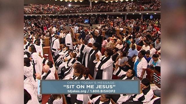 Sit on Me Jesus