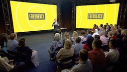 Video Image Thumbnail:Robert Morris:  Frequency