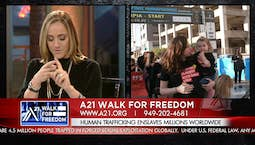 Video Image Thumbnail:Walk for Freedom