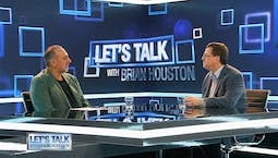Video Image Thumbnail:Let's Talk with Brian Houston