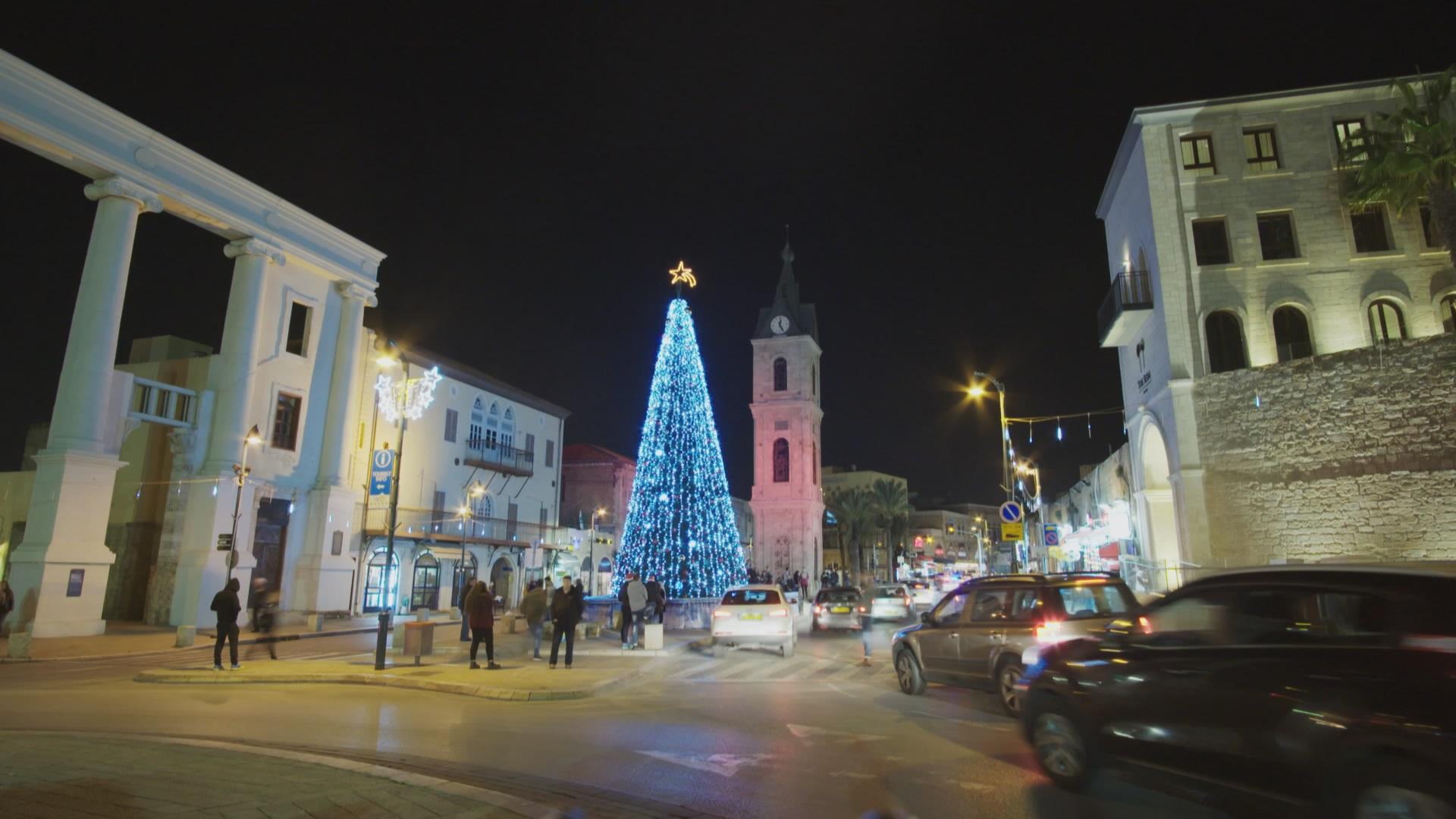 Christmas in Tel Aviv Part 2