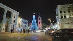 Video Image Thumbnail:Christmas in Tel Aviv Part 2