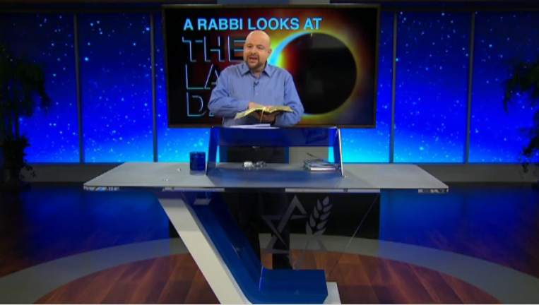 Watch A Rabbi Looks at the Last Days Part 1