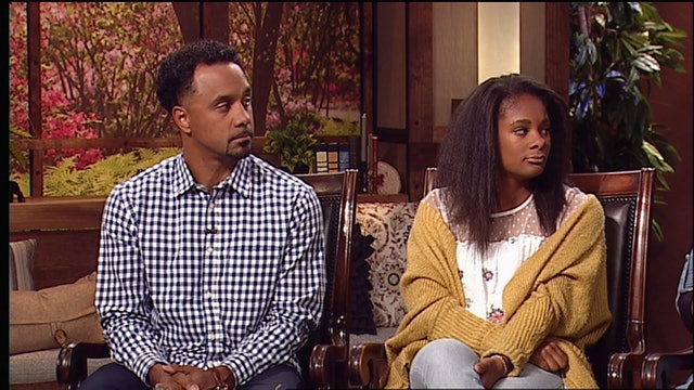 Jonathan and Alena Pitts and Chrystal Evans Hurst   Losing A Loved One