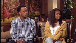 Video Image Thumbnail: Jonathan and Alena Pitts and Chrystal Evans Hurst | Losing A Loved One