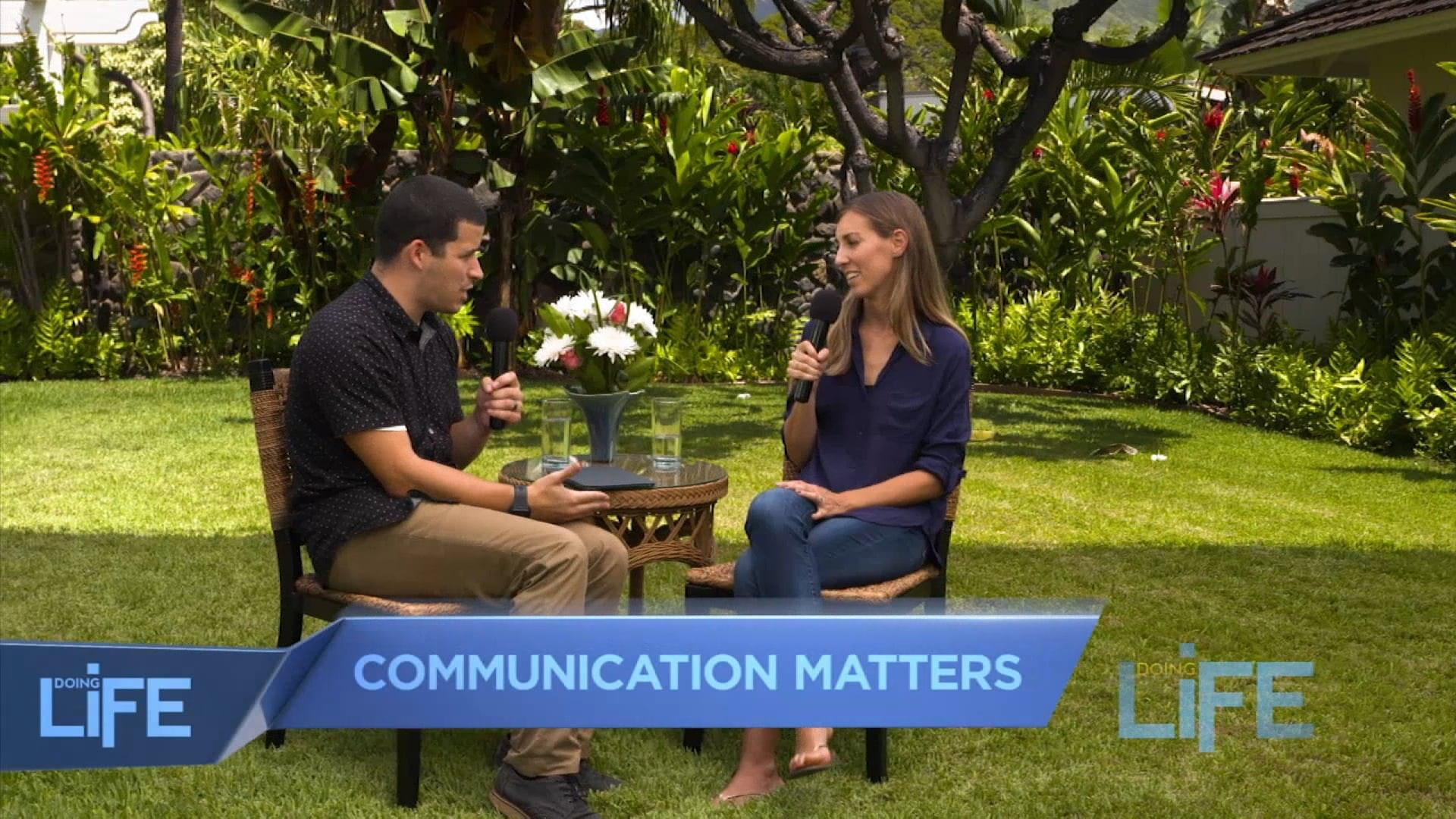 Watch Communication