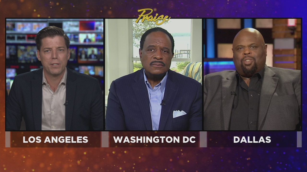 Watch Praise | Rick Rigsby and James Brown | June 4, 2020