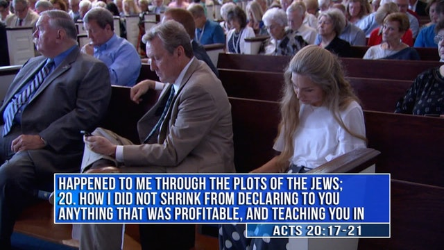 A Powerful Testimony Part 1