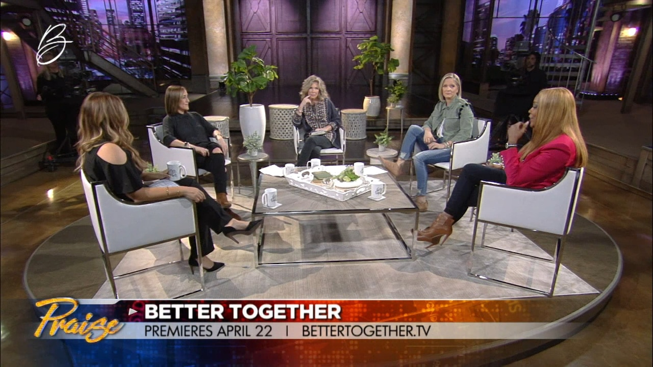 """Watch Praise   """"Better Together"""" Finding Your Voice   3/25/19"""