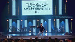 Video Image Thumbnail:The ConTENtment Commandments Part 2