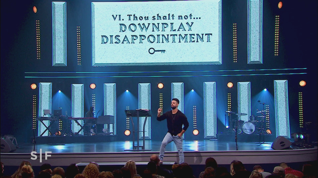 Watch The ConTENtment Commandments Part 2