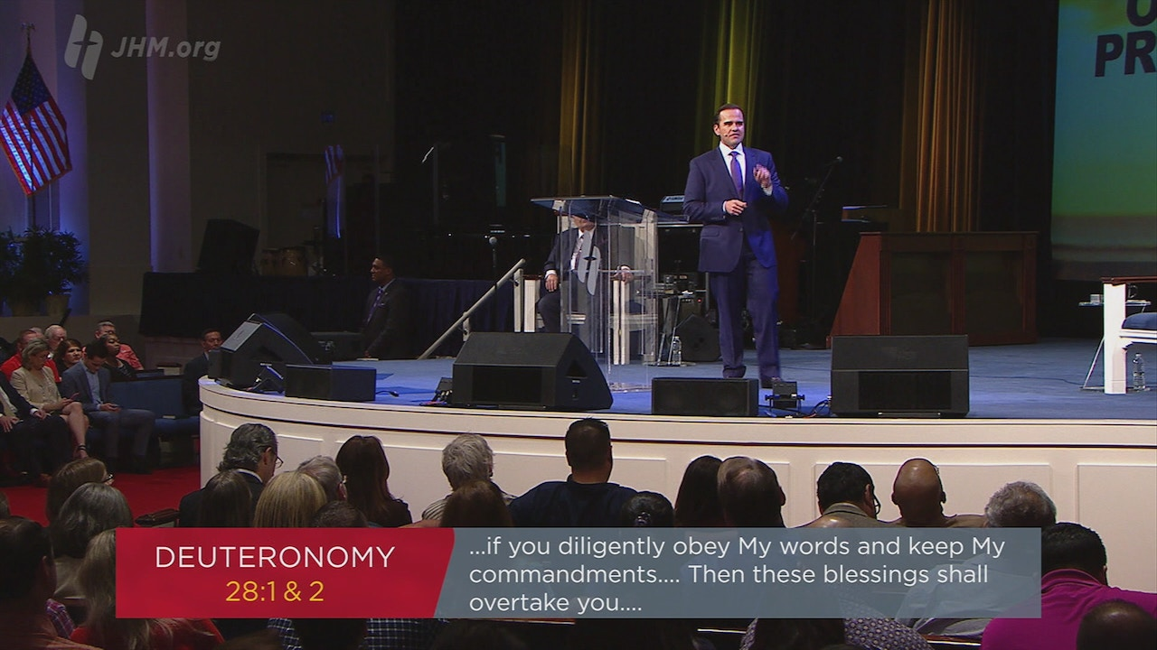 Watch The Question Jesus Could Not Answer & The Awesome Power of Your Priorities
