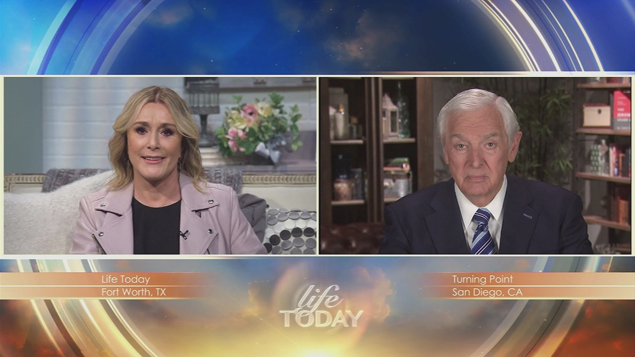 Watch David Jeremiah | Look to the Mountain