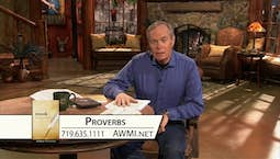 Video Image Thumbnail: The Book of Proverbs | Friday