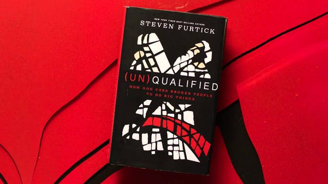 Steven Furtick: Unqualified