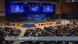 Video Image Thumbnail:Release Your Faith By Renewing Your Inward Man