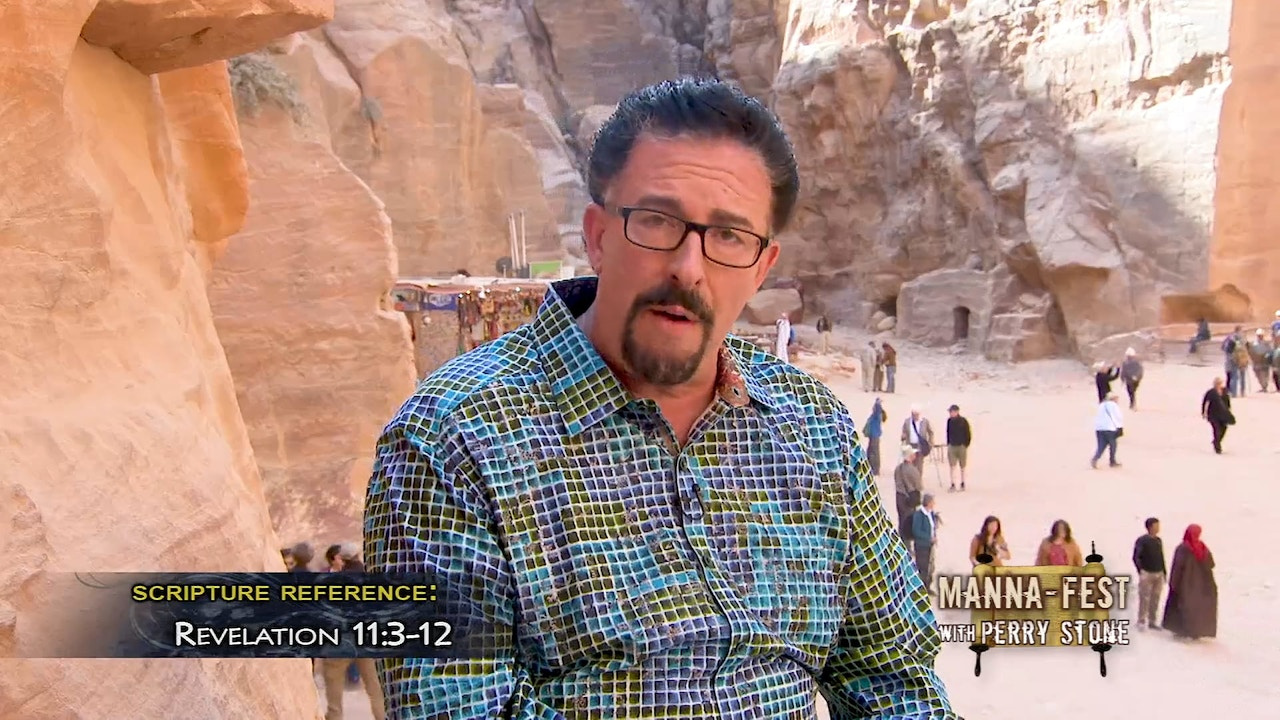 Watch The Prophetic Role of Petra in the Tribulation