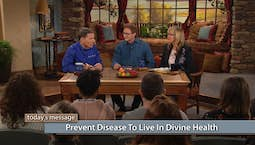 Video Image Thumbnail:Prevent Disease to Live in Divine Health