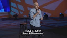 Realationships: I Love You, But