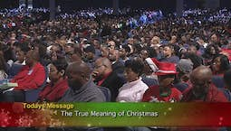 Video Image Thumbnail: The True Meaning of Christmas