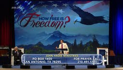"Video Image Thumbnail:How Free is Freedom: ""If You Can Keep It"""