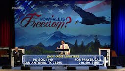 "Video Image Thumbnail: How Free is Freedom: ""If You Can Keep It"""