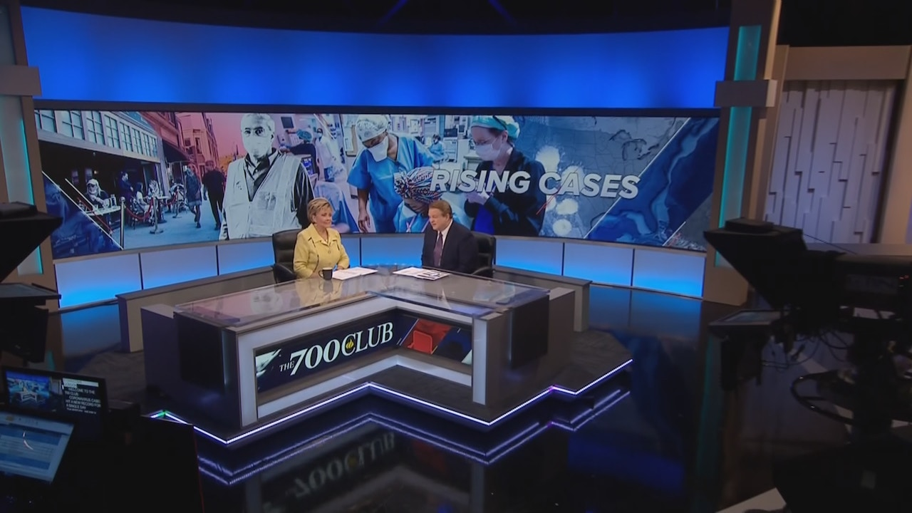 Watch The 700 Club    June 26, 2020