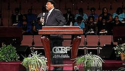 Video Image Thumbnail:Dr. Tony Evans
