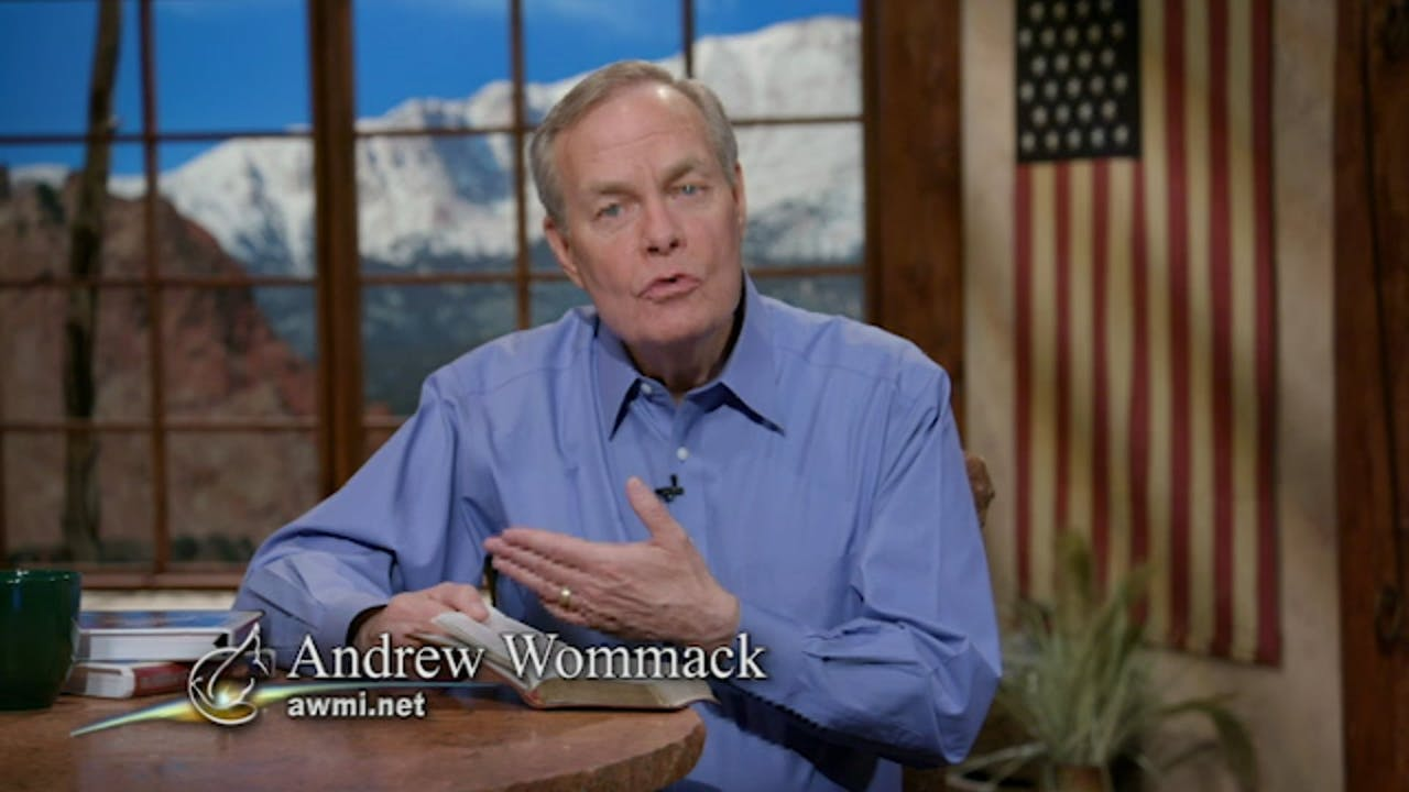 Andrew Wommack Beliefs the power of partnership - andrew wommack: gospel truth - tbn