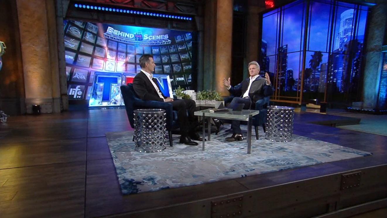 Matt Crouch hosts Kevin Demeritt from Los Angeles, CA