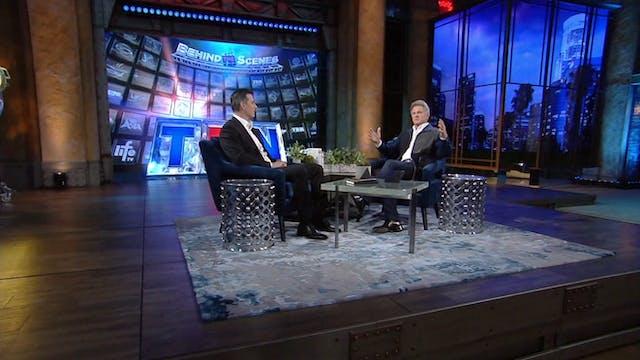 Matt Crouch hosts Kevin Demeritt from...