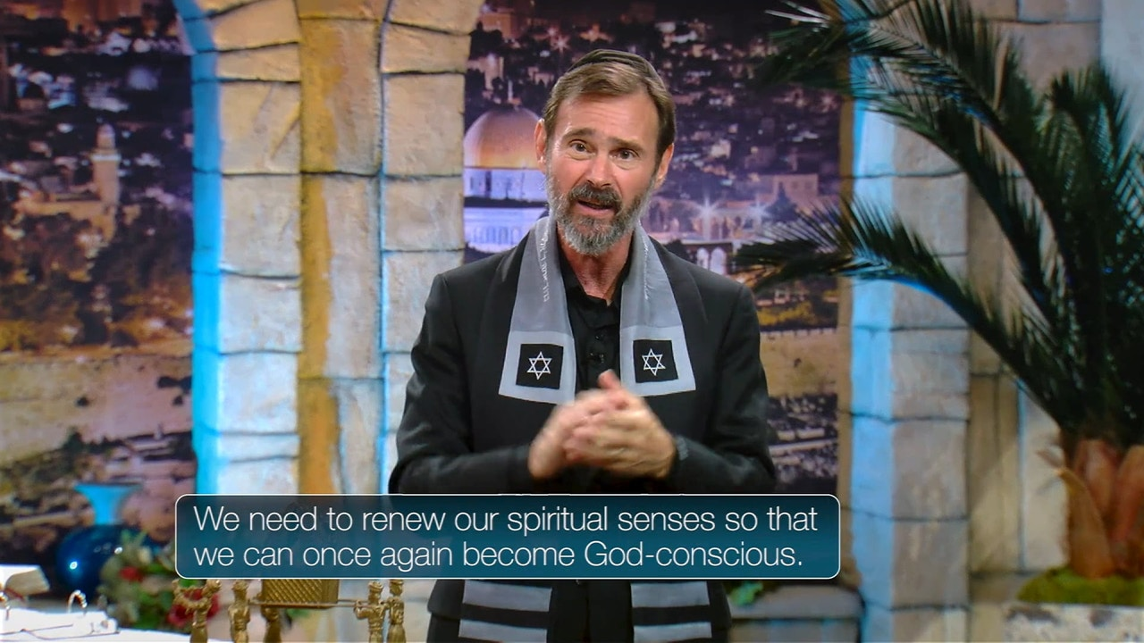 Watch God's Supernatural Presence Season 2: Spirit Consciousness