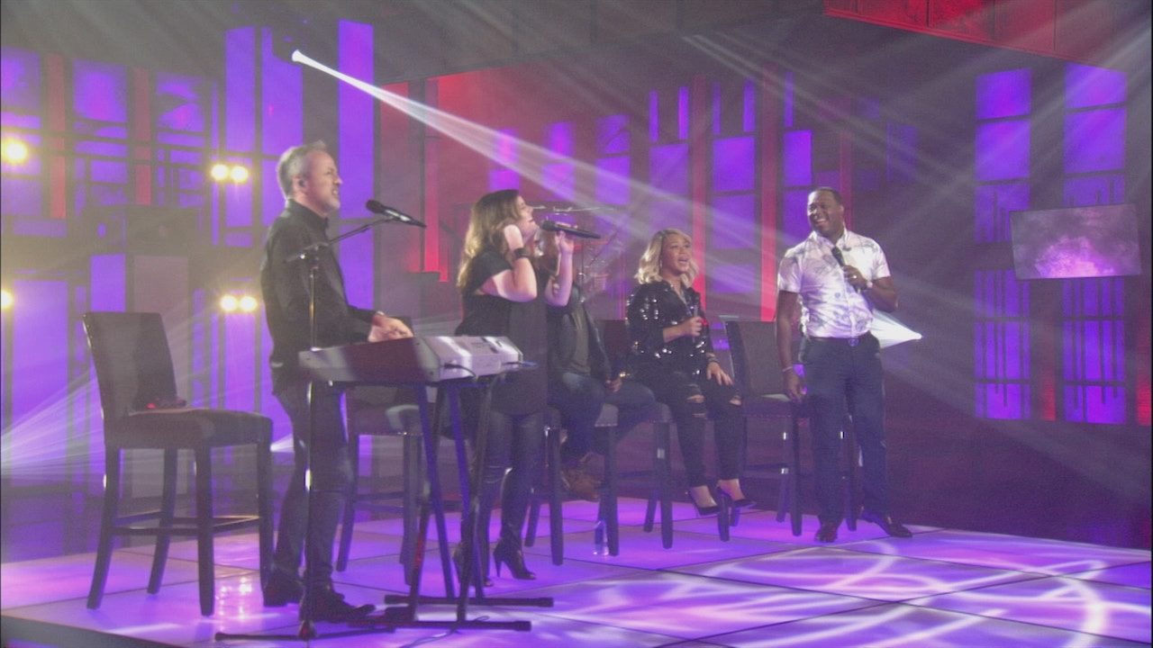 Watch Erica Campbell, Anthony Brown and Micah Stampley