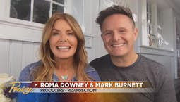Video Image Thumbnail:Praise | Mark Burnett and Roma Downey | March 24, 2021
